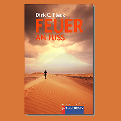 Feuer am Fuss Cover